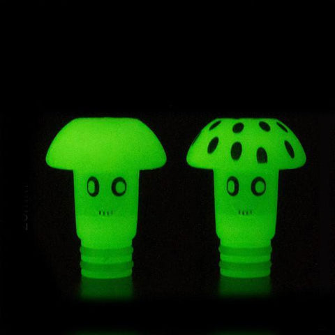 Mushroom Drip Tip (Glows in the Dark / 510)