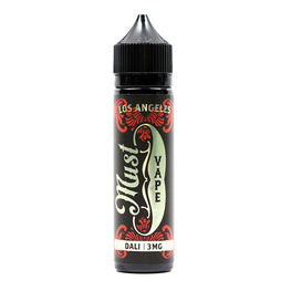 Dali - Must Vape E-Juice (Peach Guava Yogurt E-Liquid)