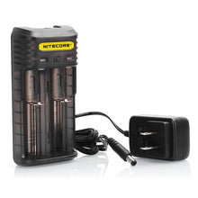 Load image into Gallery viewer, Nitecore Q2 Charger 2-Bay Li-ion/IMR Quick Battery Charger