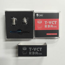 Load image into Gallery viewer, OBS T-VCT RBA Atomizer / RTA Coil Kit