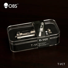 Load image into Gallery viewer, OBS T-VCT Tank (Subohm Alien Atomizer)