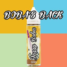 Load image into Gallery viewer, Jazzy Boba E-Juice - Jasmine Milk Tea E-Liquid (60ml)