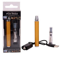 Load image into Gallery viewer, EGO Twist Vape Pen Starter Kit (1100mAh)
