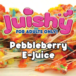 Pebbleberry E-Liquid by Juishy E-Juice (100ml)