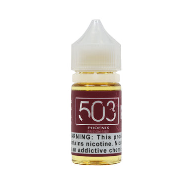 Phoenix Salt Nicotine Vape Juice by 503 eLiquid (30ml)