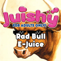 Rad Energy E-Liquid by Juishy E-Juice (100ml)