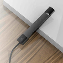 Load image into Gallery viewer, Charging JUUL device with USB charger by OVNS