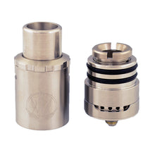 Load image into Gallery viewer, Sai 2 Top Airflow Wax Atomizer / Saionara Titanium Bucket Coil