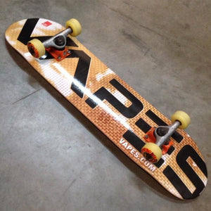 VAPES Skateboard Deck (Dabs on Deck) *Limited Skate Deck*