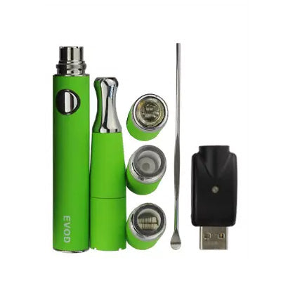 Skillet Multi-Coil Wax Vaporizer Pen Kit