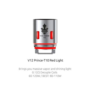 SMOK TFV12 Prince Coils Replacement Cores (3 pack)