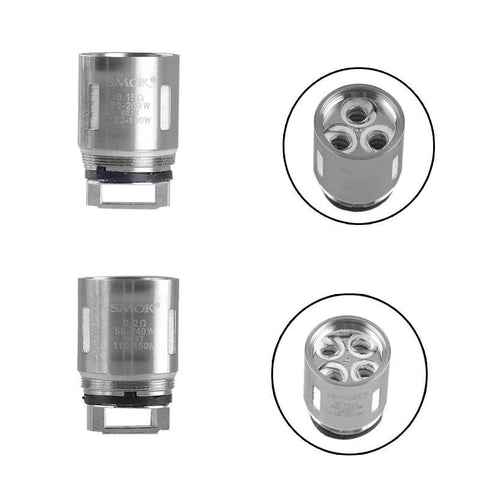 how to clean smok coil