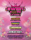 Sweet Tooth - Cheat Day (Chocolate Glazed Donut) E-Juice (15ml)