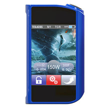 Load image into Gallery viewer, Tesla Touch 150W TC Box Mod w/ Touchscreen