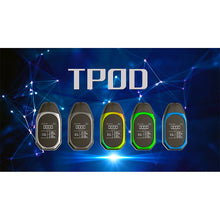 Load image into Gallery viewer, Teslacigs TPOD Pod System Vape Starter Kit - 2ml (500mAh)