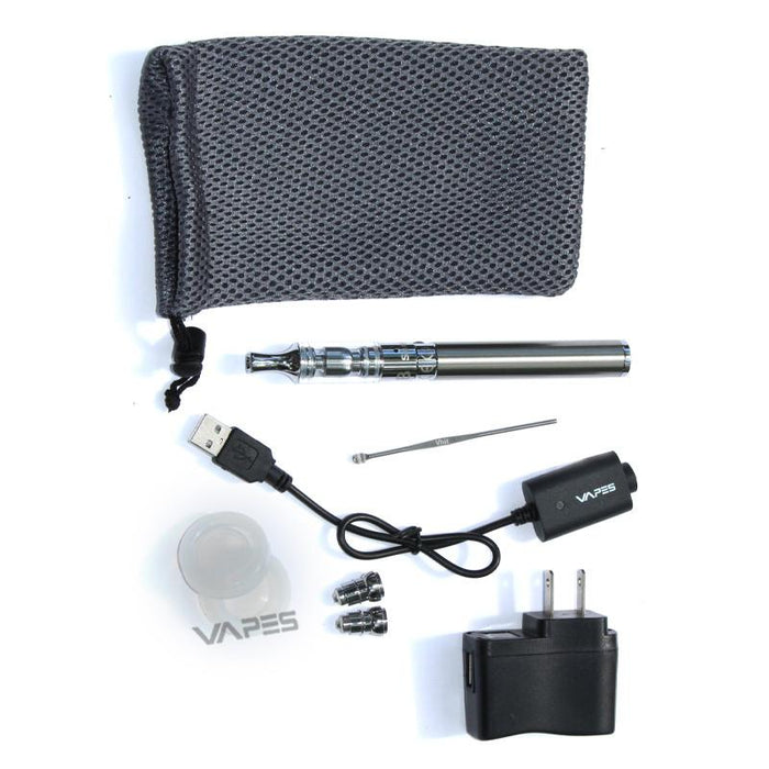 Seego Vhit-B Dab Vaporizer Pen Kit for Wax Concentrates