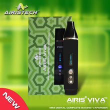 Load image into Gallery viewer, Airistech VIVA Herbal Vaporizer Portable Dry Herb Vape