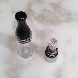 GV Wax Tube Glass Atomizer for Wax