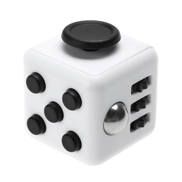 original fidget cube stress relief gadget fast usa. Black Bedroom Furniture Sets. Home Design Ideas