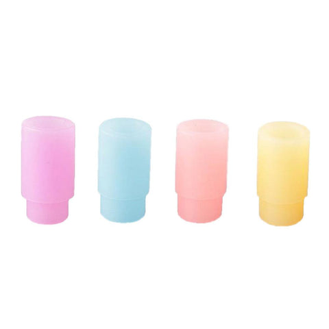 Glow in the Dark Wide Bore Silicone Drip Tip