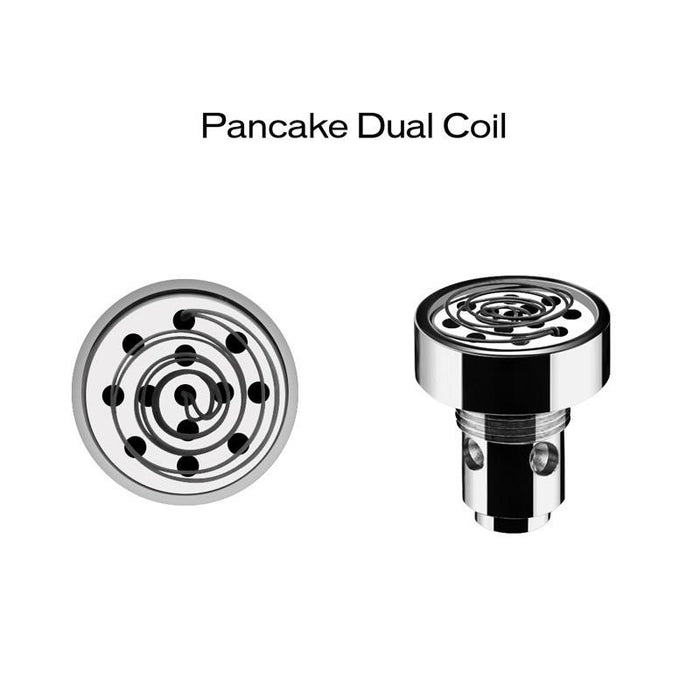 Yocan Evolve-D Coils, Spiral Pancake for Dry Herb (5 pack)