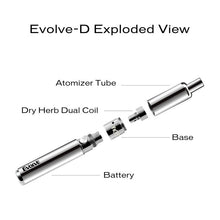 Load image into Gallery viewer, Yocan Evolve-D Dry Herb Vape Pen Starter Kit
