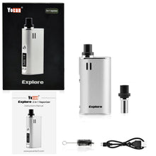 Load image into Gallery viewer, Yocan Explore Vaporizer Kit 2-in-1 Wax and Herb Vape Mod