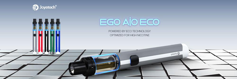Joyetech eGo AIO ECO Starter Kits Now Available!