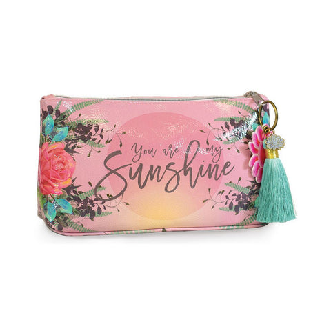 "Small Accessory Bag ""Sunshine""