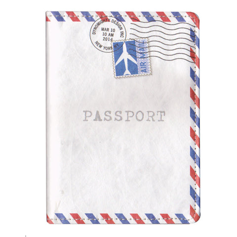 "Passport Cover ""Airmail Mighty""
