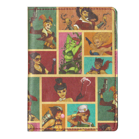 "Passport Cover ""Bombshells""