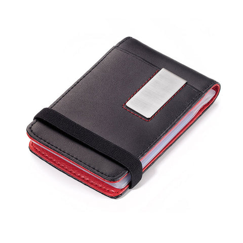 "Credit card case ""Red Pepper""
