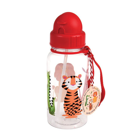 "Water Bottle ""Colorful Creatures"" Kids