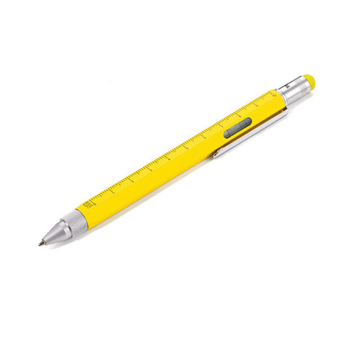 "Construction Tool Pen ""Yellow""