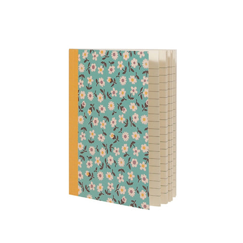 "Daisy Design A6 Notebook |Cahiers ""Daisy Design"" A6"