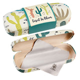 Desert In Bloom Glasses Case