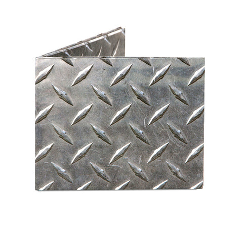 "Mighty Wallet ""Diamond Plate""