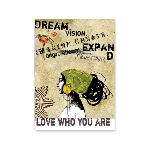 "Greeting Card ""Dream""
