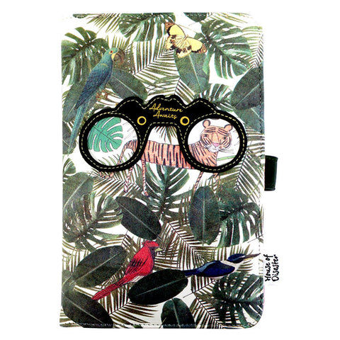 "Travel Wallet ""Eye Spy""