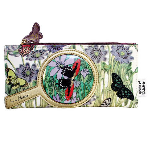 "Wallet ""Eyespy Butterfly""