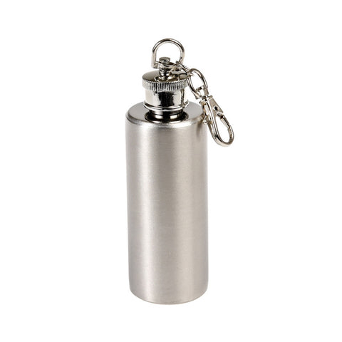 """Le Bicycle Hip"" Flask Keyring