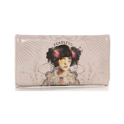 "Wallet ""Fearless""