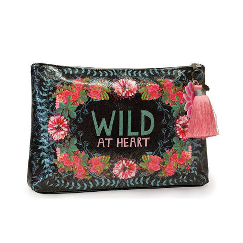 "Large Accessory Pouch ""Gypsy Rose""