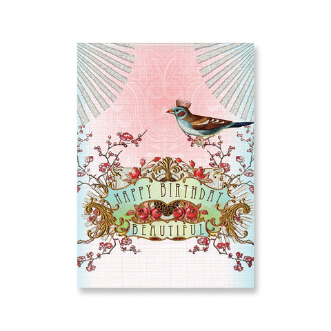 "Greeting Card ""Birthday Banner""