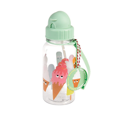 "Water Bottle ""Ice Cream"" Kids