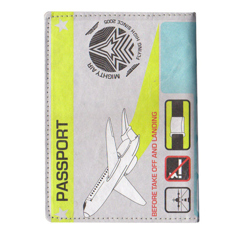 "Passport Cover ""In Flight Mighty""