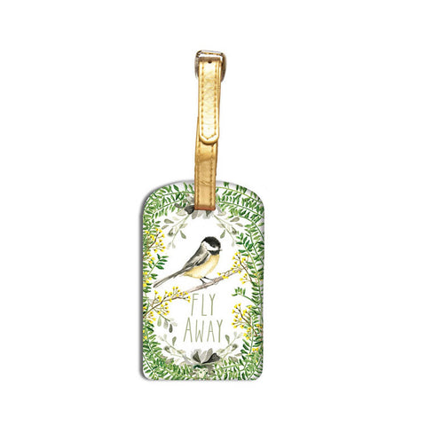 "Luggage Tag ""Fly Away""