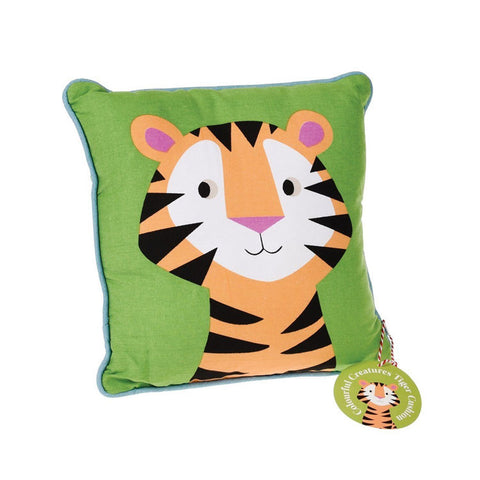 "Cushion Lion with Pad|Coussin ""Lion"""