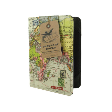 Passport cover|Couverture pour Passeport