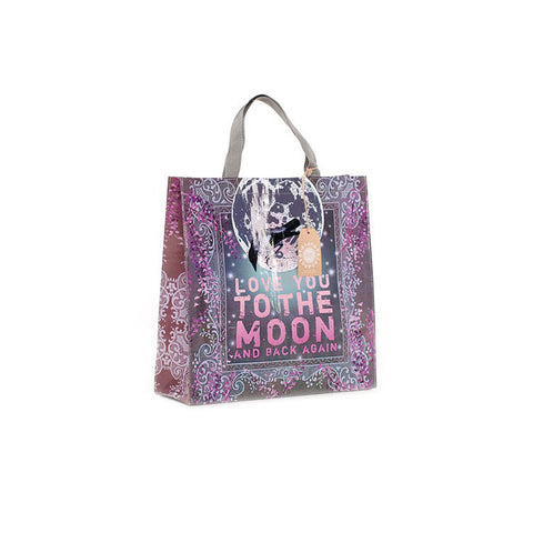 "Market Shopper ""Moon & Back""